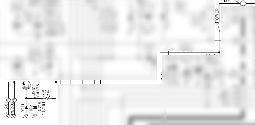 HTX-252 Transceiver Bulb Circuit